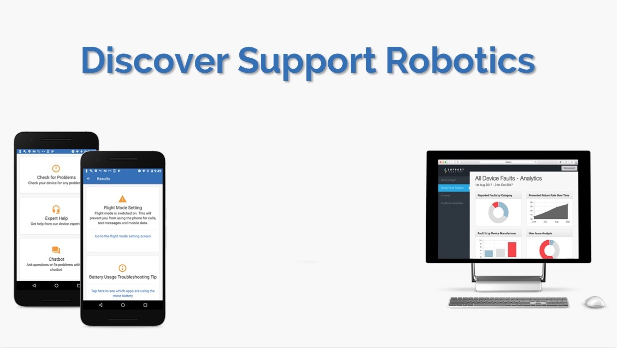 Discover Support Robotics